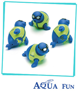Seal Search Diving Game( Pack 3 Seals)