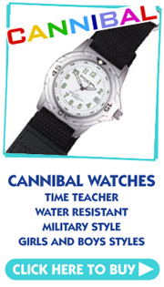 Cannibal Watches