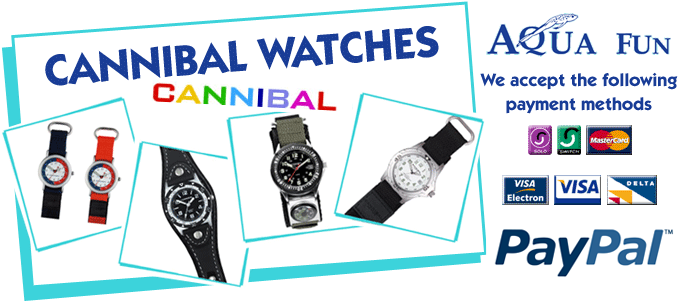 Waterproof Watches, Cannibal