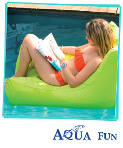 Inflatable Nap Deluxe Lounger, Wink air