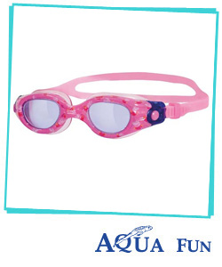 Little Comet Miss Zoggy Pink Goggles Zoggs