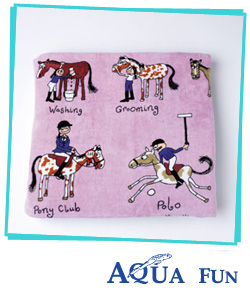 Swimming Towel, Tyrrell Katz - Ponies