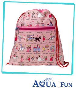Swimming Kit Bag, Tyrrell Katz - Princess
