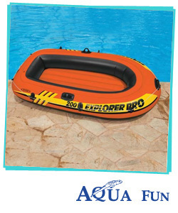 Inflatable Dinghy Boat