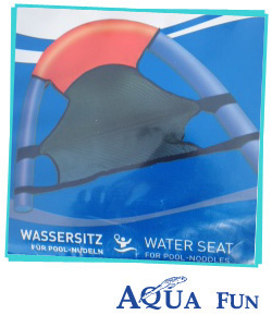 Water Seat for Swimming Noodles Fashy New